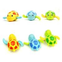 Mainan Kura-Kura Berenang Baby Toys 6 PCS - Multi-Color