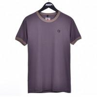 RING Grey / Men Short Sleeves Tshirt D.Grey - Premium Nation Original
