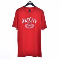 CRUSTY / Men Short Sleeves Tshirt Red - Premium Nation Original