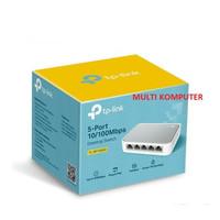 Switch HUB TP LINK 5 Port TL-SF1005D 10/100Mbps Network Lan Internet