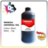 Tinta Refill Isi Ulang Printer HP Canon Epson Brother Inknesia 1kg