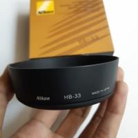 Lens Hood for Nikon HB-33