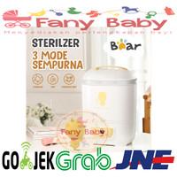 Bear Baby Bottle Sterilzer & Dryer
