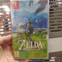 Termurah ! BNIB Switch Zelda Breath of the Wild