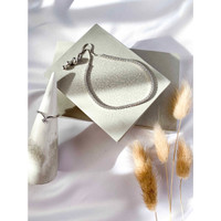 DearMe- KAREEN bracelet (925 Sterling Silver & Zirconium Crystals)