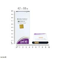 Baterai LOG ON Samsung NOTE 4