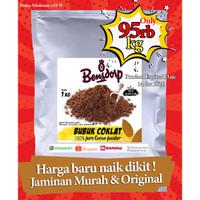 Coklat Bubuk Bensdorp Pure Cocoa Powder Bensdrop 1KG Repack Murah