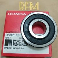 Bearing Bering Lahar Laher 6201 RS Honda Bantalan Roda