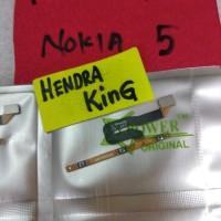 flexible on/off Nokia 5 / flexibel on off volume nokia 5 TA1053