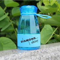 Botol Minum Diamond Shiny BPA Free 450ml