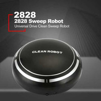 Automatic Household Vacuum Cleaner Universal Drive Lazy Robot - 2828