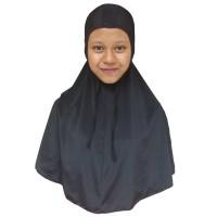 Kerudung Lebar dan Panjang Polos Untuk Baju Renang Muslim