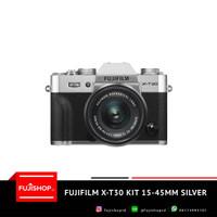 Fujifilm X-T30 XT30 Kit XC 15-45mm Garansi Resmi Fujifilm Indonesia