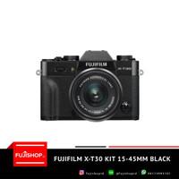 Fujifilm X-T30 XT30 Kit XC 15-45mm Resmi Fujifilm Indonesia