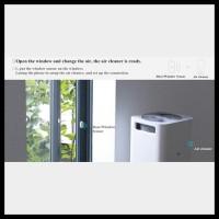Limited Edition Xiaomi Smart Alarm Sensor Pintu Dan Jendela Rumah -