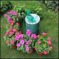 Terlaris Timer Irigasi Air Tanaman Otomatis Micro Drip Home Watering