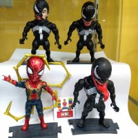 Figure Spiderman Venom Super Hero Marvel