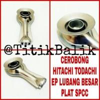 Crobong Kompor Gas Todachi Hitachi Tungku Dudukan Burner EP Lubang