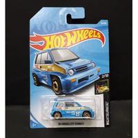 Pajangan Mainan Diecast Hotwheels Murah Honda City Turbo II
