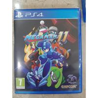 PS4 Megaman 11 Bekas