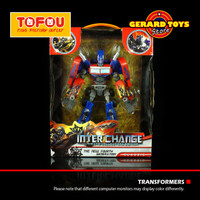 Mainan Figure Transformers Optimus Prime Interchange 4088 MURAH BANGET