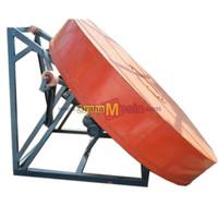 Mesin Granulator - Alat Pembuat Butiran Pupuk Granule
