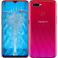 HANDPHONE BARU OPPO F9 RAM 4 GB INTERNAL 64 GB - Merah