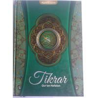 Al-Quran Hafalan Tikrar Ukuran A4