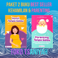 Paket 2 Buku Hamil Tanpa Galau Dan Parenting Tanpa Galau Teman Bumil
