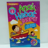 Buku Anak Hebat Juara TK B