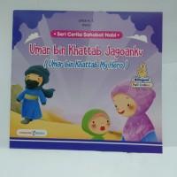 Buku Cerita Sahabat Nabi - Umar Bin Khattab Jagoanku