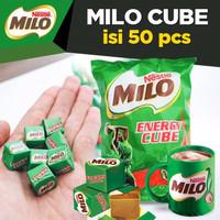 NESTLE MILO CUBE 50 PCS