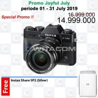 Fujifilm X-T20 / XT20 Kit XF18-55mm f2.8-4 - Black