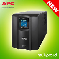 APC SMC1000iC Smart Connect UPS Tower 1000Va 600watt LCD Cloud