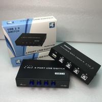 USB Switch 4 Port / Manual Switch Printer 4 Port / Data Switch