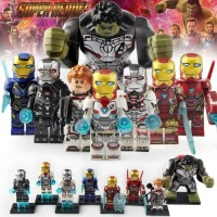 end game Avengers Super hero minifigure lego marvel KT1026