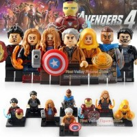 end game Avengers Super hero minifigure lego marvel X0260