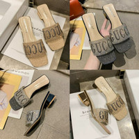 Ladies GUCCI Fashion Korea Shoes FLS-666-6@