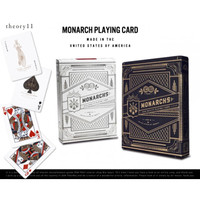 Kartu Remi Poker Import Monarch Theory11 (Playing Cards)