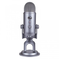 BLUE Microphones YETI USB Microphone - Cool Grey Edition