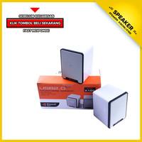 Speaker Portable Mini Kisonli K100 Speaker Laptop Termurah