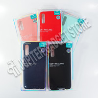 Samsung Galaxy A70 Mercury Soft Feeling Case - ORIGINAL