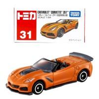 Tomica Reguler 31 Chevrolet Corvette ZR1 Oren