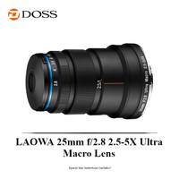 Laowa 25mm f/2.8 2.5-5X Ultra Macro Lens for Sony E