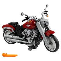 Lego Creator 10269 Harley-Davidson Fat Boy ( MISP / Sealed tanpa Dus )