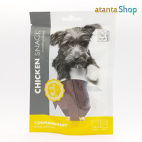 M-Pets - 80g Chicken Snack CHICKEN & CHEESE cemilan anjing