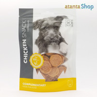 M-Pets - 80g Chicken Snack CHICKEN CHIPS cemilan anjing