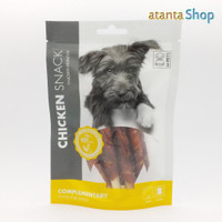 M-Pets - 80g Chicken Snack CHICKEN MUNCHY cemilan anjing