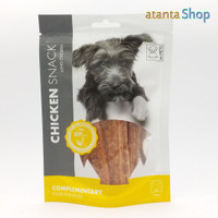 M-Pets - 80g Chicken Snack LONG CHICKEN cemilan anjing