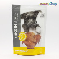 M-Pets - 80g Chicken Snack SHORT CHICKEN cemilan anjing